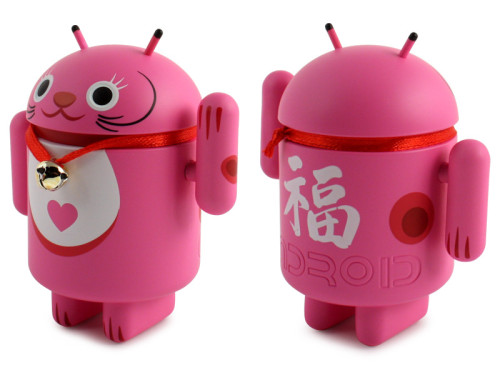 Android_LuckyCat_PinkBell_3Quarter_800