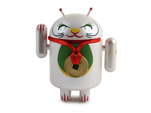 Android_LuckyCat_WhitePendant_Front_800