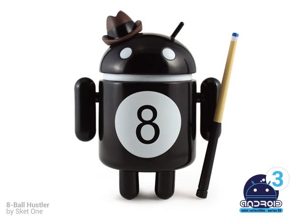 8-Ball Hustler Android Series 03 Sket One
